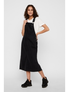 Noisy may Jurk NMSIA DUNGAREE DRESS JT116BL BG 27011420 Black Denim