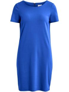 Vila Jurk VITINNY NEW S/S DRESS - FAV 14044396 Mazarine Blue