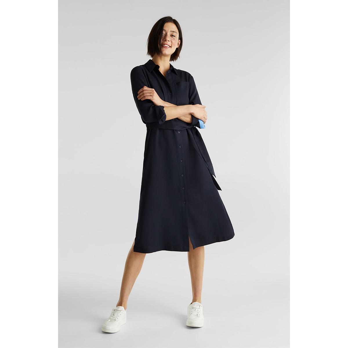 pique overhemd jurk 020ee1e310 esprit jurk e400