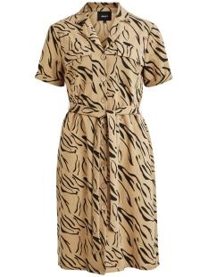objthelma 2/4 dress 107 23031680 object jurk incense/black