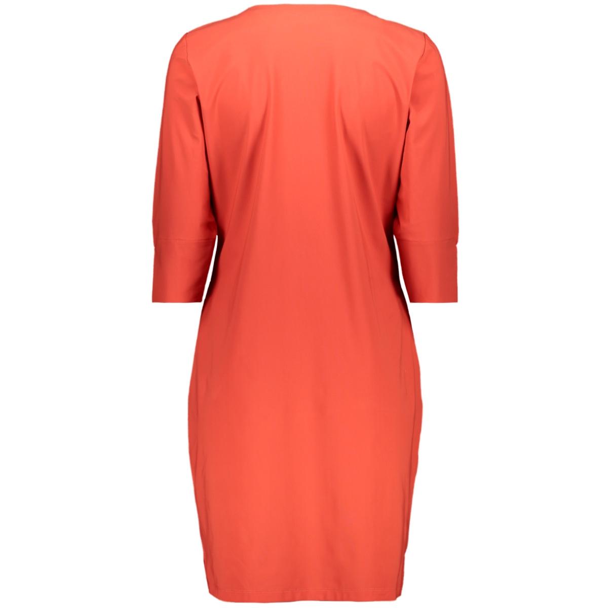 megan travel dress 201 zoso jurk 0072 desert red