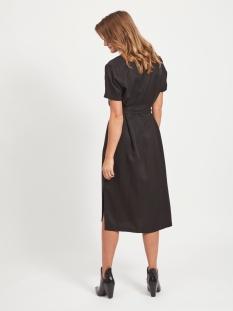 objtilda isabella s/s dress noos 23031015 object jurk black