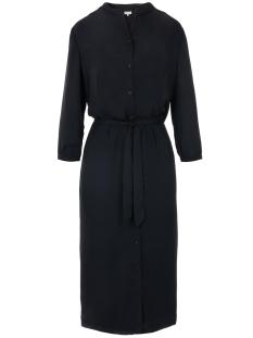 leuke lange jurk 0301 011 0000 zusss jurk zwart