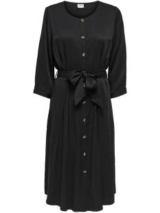 Jacqueline de Yong Jurk JDYRHEA 3/4 DRESS WVN 15197863 Black
