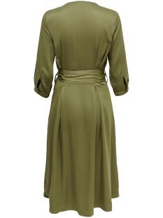 jdyrhea 3/4 dress wvn 15197863 jacqueline de yong jurk martini olive