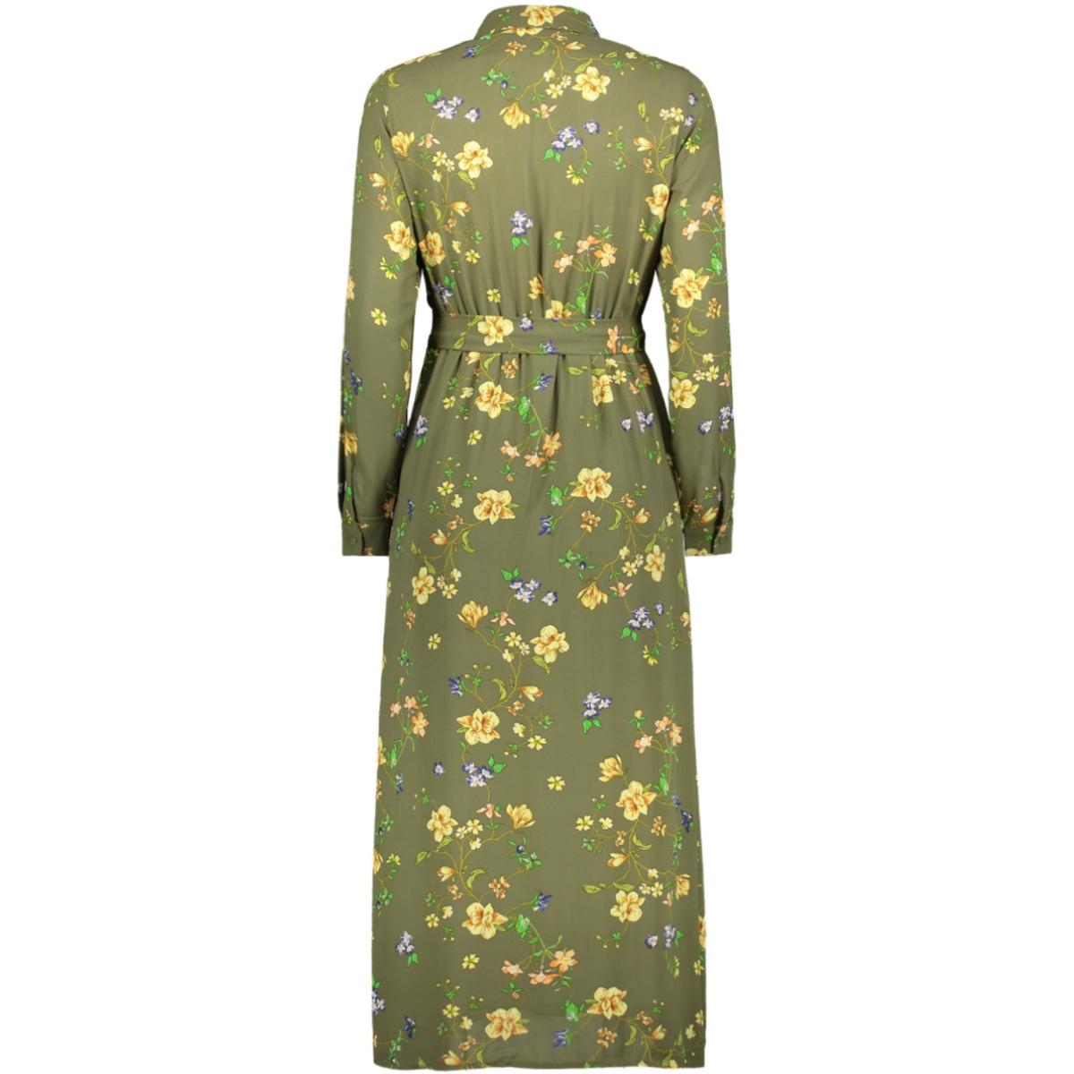 onlclaire l/s midi shirt dress wvn 15195968 only jurk kalamata/empowered