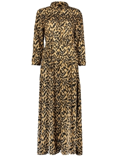 Vero Moda Jurk VMATHEN 7/8 ANKLE SHIRT DRESS VIP 10232448 Nomad/ANNA