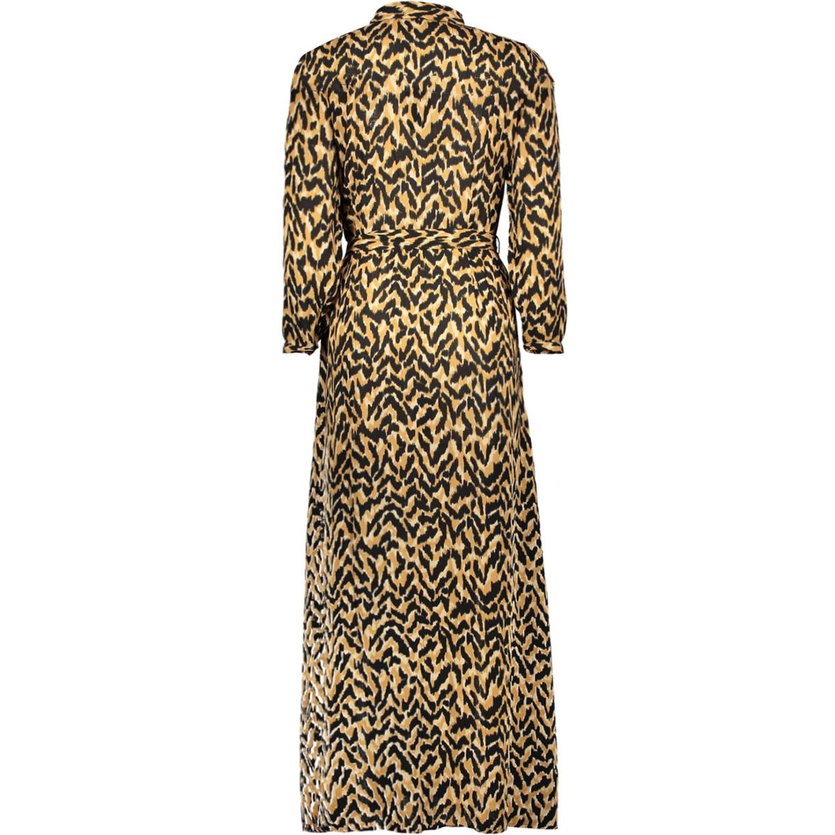 vmathen 7/8 ankle shirt dress vip 10232448 vero moda jurk nomad/anna