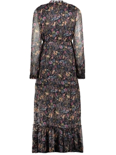 vmaura l/s maxi dress exp 10232481 vero moda jurk night sky/aura