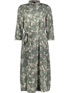 Vero Moda Jurk VMDIANA 3/4 CALF SHIRT DRESS WVN DA 10227859 Laurel Wreath/DIANA