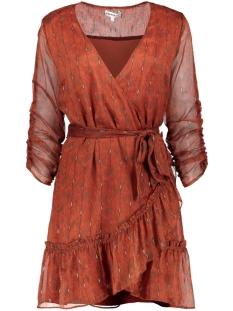 Harper & Yve Jurk LIZZY DRESS SS20X903 SPICY ORANGE PRINT
