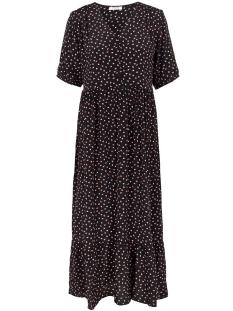 Pieces Jurk PCNIMMA 2/4 ANKLE DRESS 17101893 Black/SPOT FLOWER