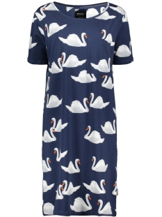 Snurk Jurk T SHIRT DRESS WOMEN SWAN LAKE