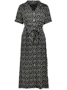 Geisha Jurk Dress 07135 21 Black/ECRU Dot