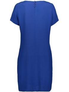 viprimera s/s dress - fav 14055949 vila jurk mazarine blue