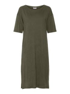 nmmayden 2/4 dress color 27005761 noisy may jurk olive night