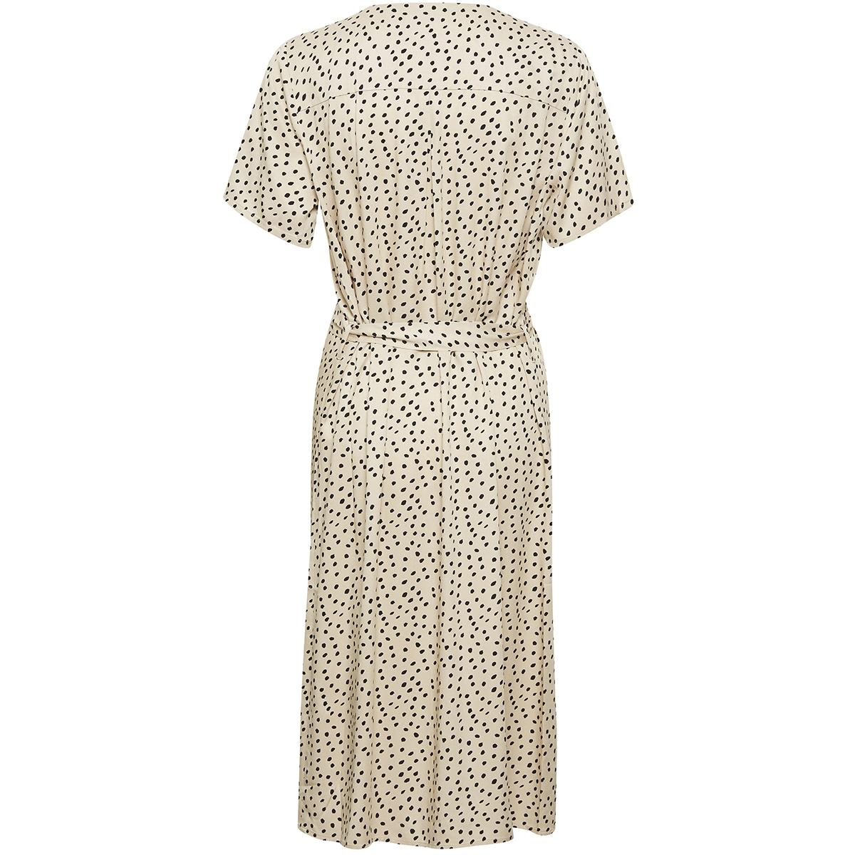 dreasz dot woven dress 30510121 saint tropez jurk 151308