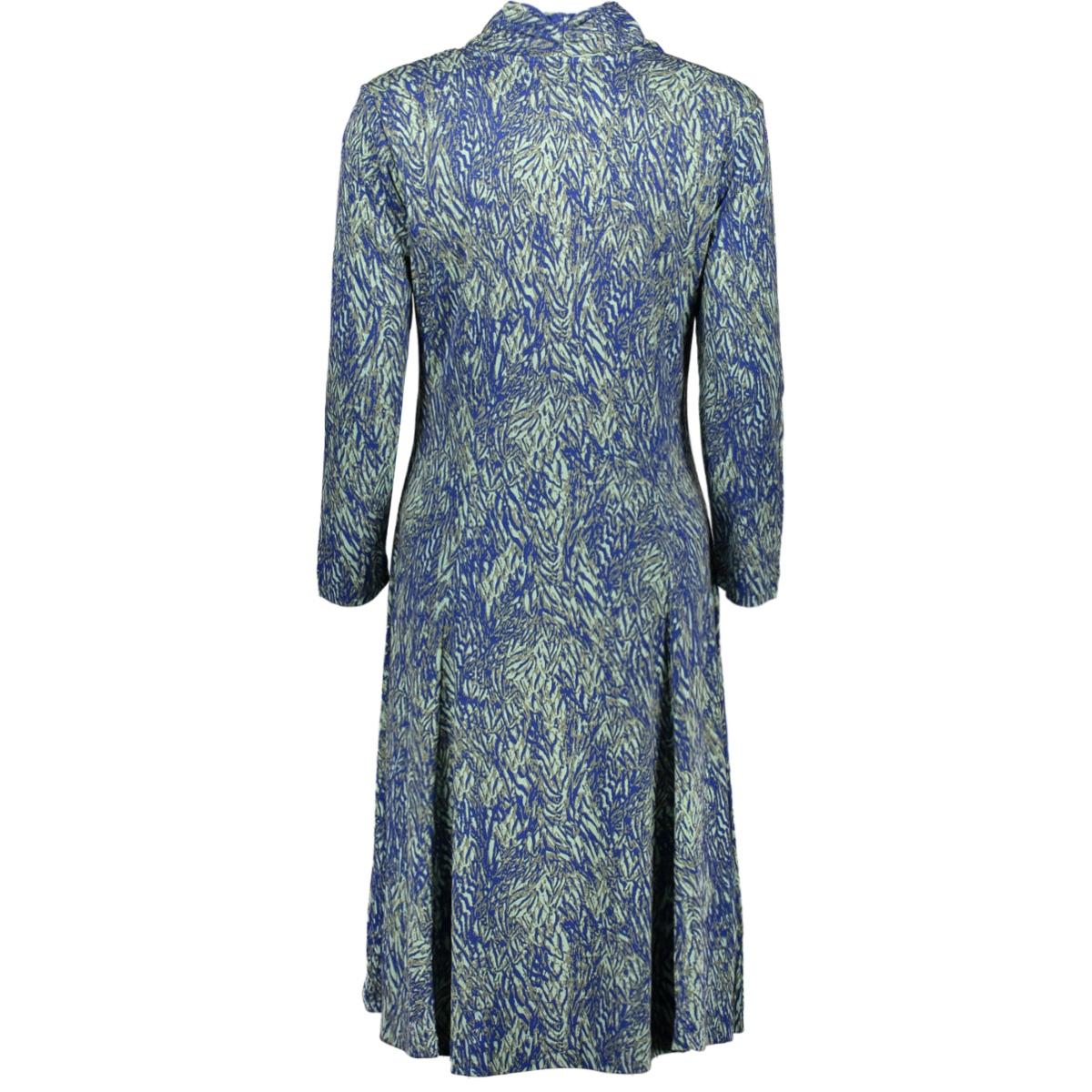 jurk met all over print 23001692 sandwich jurk 40031