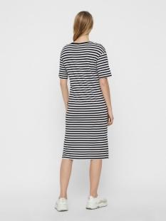 nmmayden 2/4 dress noos 27005758 noisy may jurk black/bright white