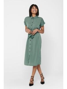 onlhannover s/s shirt dress noos wv 15191953 only jurk laurel wreath