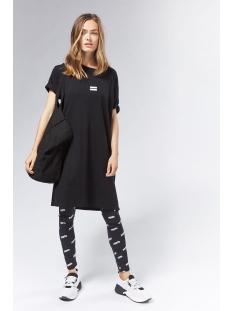 10 Days Jurk TEE DRESS 20 304 0201 BLACK