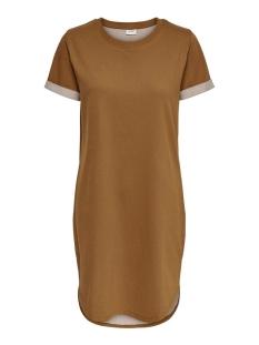 Jacqueline de Yong Jurk JDYIVY LIFE S/S DRESS JRS NOOS 15174793 Argan Oil
