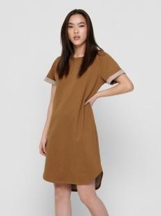 jdyivy life s/s dress jrs noos 15174793 jacqueline de yong jurk argan oil