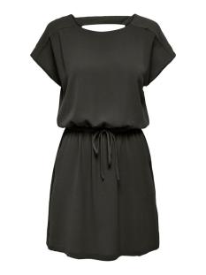 Only Jurk ONLMARIANA MYRINA S/S DET DRESS NOO 15178544 Peat