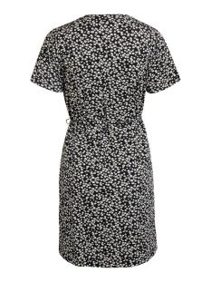 objmerve 2/4 dress a repeat 23034662 object jurk black