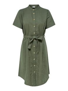 Jacqueline de Yong Jurk JDYSCARLET S/S DRESS WVN 15200841 Kalamata