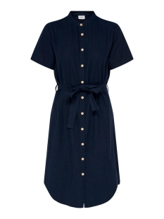 Jacqueline de Yong Jurk JDYSCARLET S/S DRESS WVN 15200841 Sky Captain