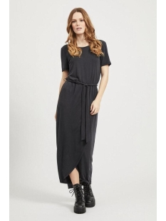 Object Jurk OBJANNIE NADIA S/S DRESS NOOS 23031011 Black