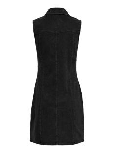 jdysanna sleeveless dress black dnm 15198410 jacqueline de yong jurk black denim