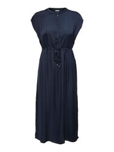 Jacqueline de Yong Jurk JDYSHEELA S/S LONG SHIRT DRESS WVN 15200711 Sky Captain