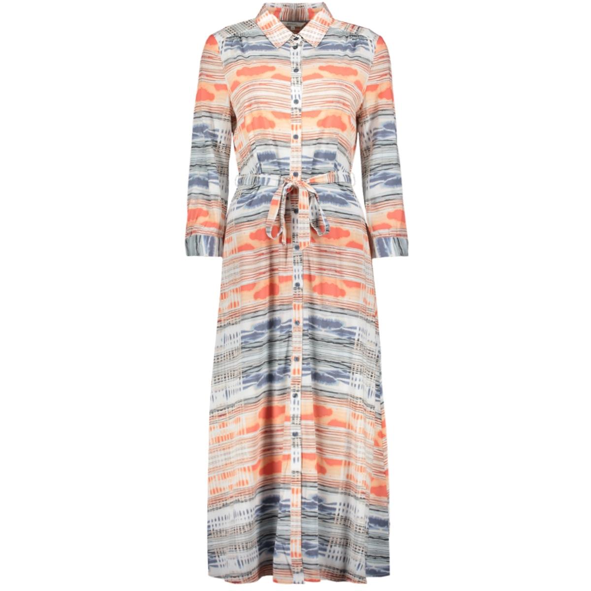 jurk met grafische print 23001790 sandwich jurk 20139