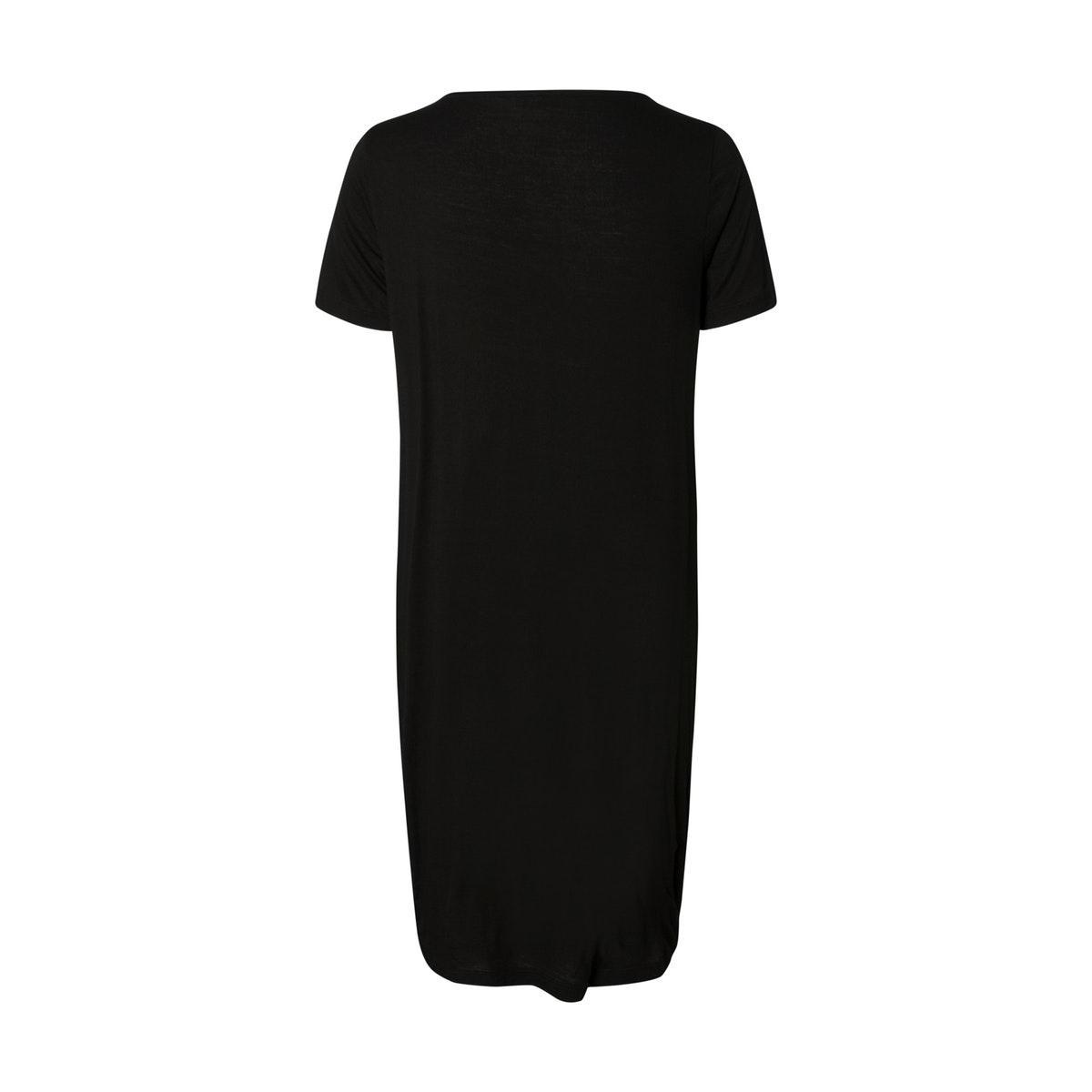 pcbillo ss dress noos 17092856 pieces jurk black