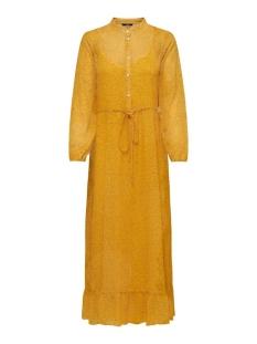 Only Jurk ONLLUCIA DITZY LONG L/S DRESS WVN 15176998 MANGO MOJITO