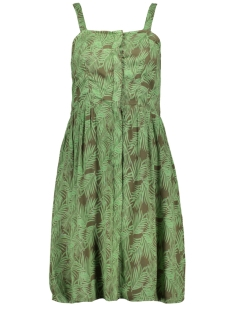 Noisy may Jurk NMFLORA STRAP DRESS 27012114 Kalamata/GREEN ASH