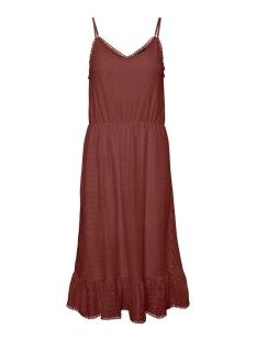 Vero Moda Jurk VMOLEA SINGLET CALF DRESS JRS GA 10230639 SABLE