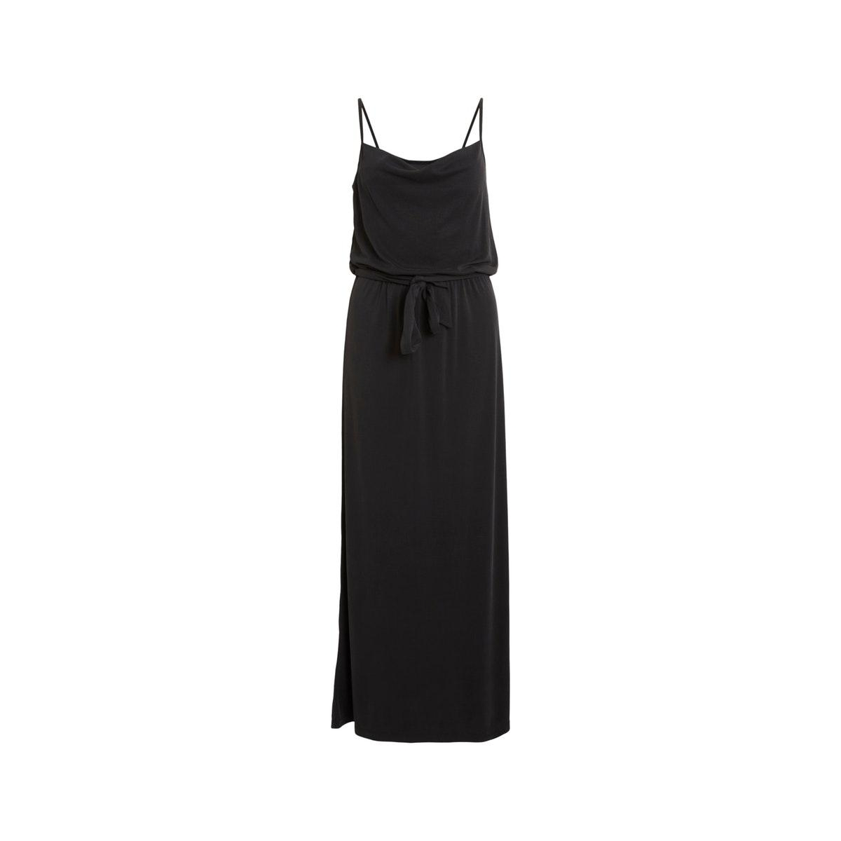 objkai singlet maxi dress 109 23032694 object jurk black