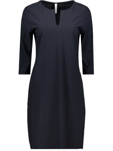 Zoso Jurk MANON TRAVEL DRESS 202 NAVY