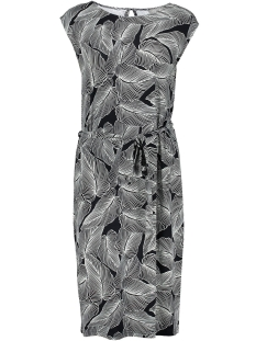 Geisha Jurk DRESS AOP WITH STRAP SLEEVELESS SKY 07034 60 000911 PR11BL Whleaves