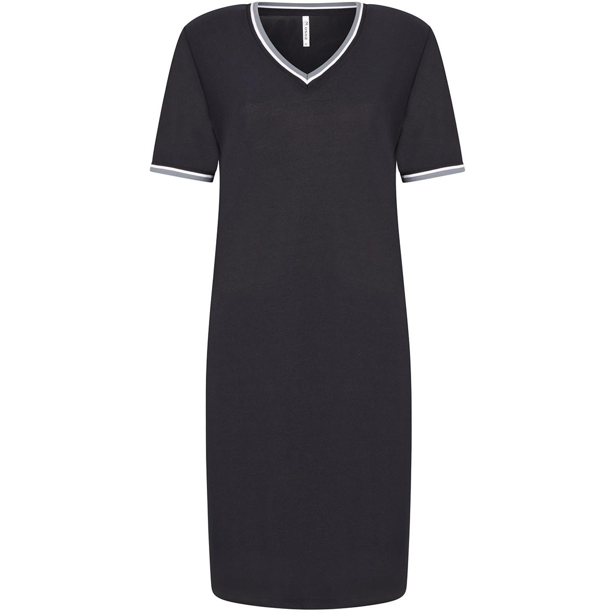 odette splendour dress 202 zoso jurk navy