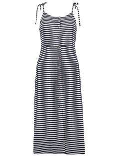 Superdry Jurk CHARLOTTE DOWN DRESS W8000604A NAVY STRIPE