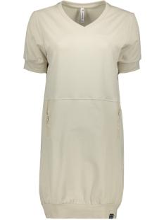 Zoso Jurk JANE SWEAT DRESS 202 SAND