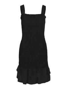 pcmayrin smock strap dress 17106281 pieces jurk black