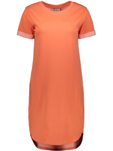 JDYIVY LIFE S/S DRESS JRS NOOS 15174793 Living Coral