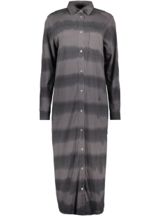 10 Days Jurk LONG SHIRT DRESS 20 415 0201 PAVEMENT