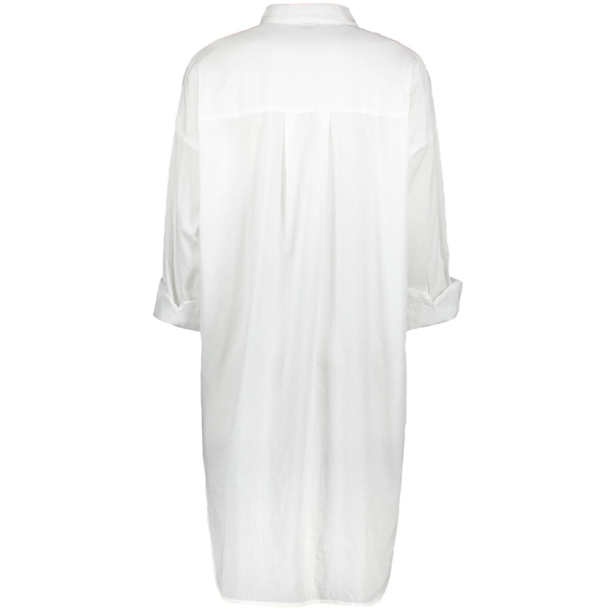 shirt dress 20 400 0202 10 days jurk white