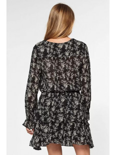 gaby dress longsleeve s20 108 7480 circle of trust jurk black bamboo